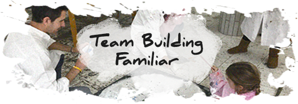 team building familiar